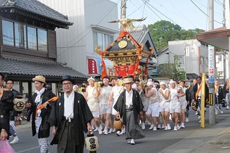 小川の祇園祭